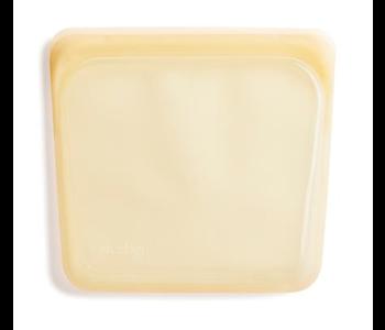 Stasher Reusable Sandwich Bag 15oz Pineapple