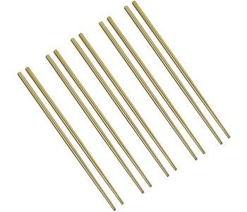 Chopsticks Gold 5 Pairs Per Package