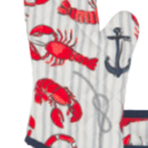 Danica Pair of Mitts Classic Lobster