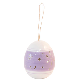 Carsim Decorative Purple Egg