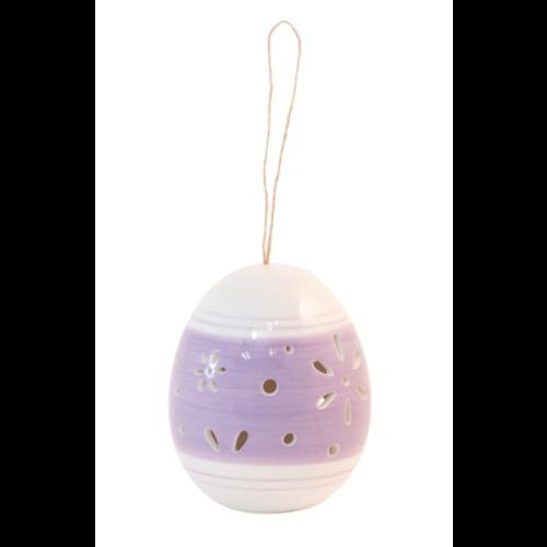 Carsim Decorative Purple Egg