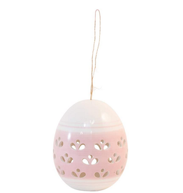 Carsim Decorative Pink Egg