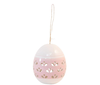 Decorative Pink Egg