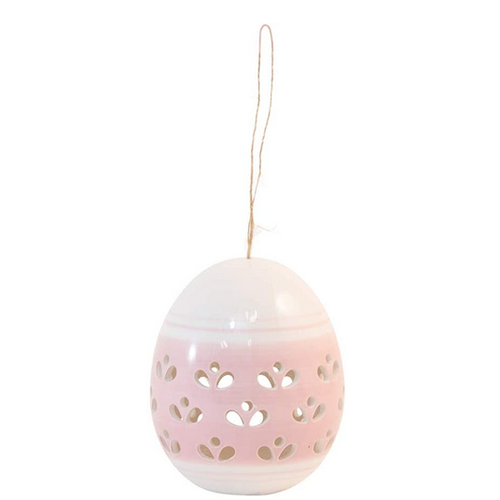 Carsim Decorative Pink Egg