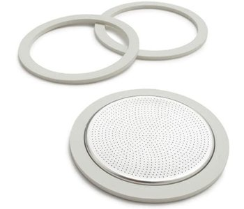Gasket/Plate Spare Parts for 12cp BIALETTI MOKA ESPRESSO MAKER