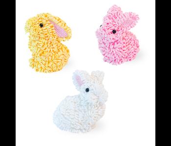 Decorative Bunny - Assorted Colours