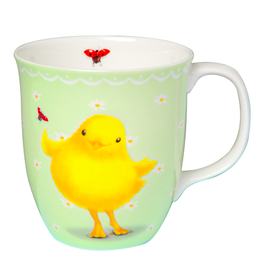 Carsim MUG SWEETY MINT BONE CHINA