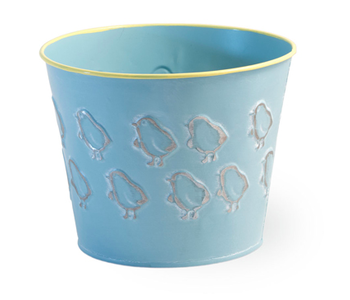 CHICK BUCKET BLUE EASTER