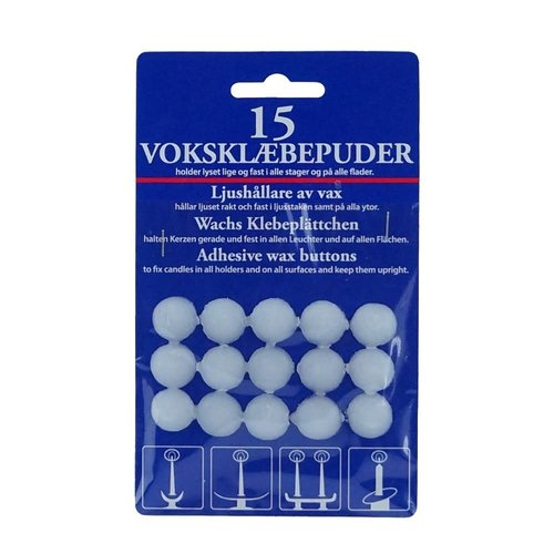 Carsim CANDLE FASTENERS 15 dots