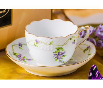 Coffee Cup and Saucer Imola 210 mL HEREND