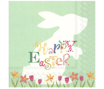 Napkin Lunch Paper FUNNY BUNNY