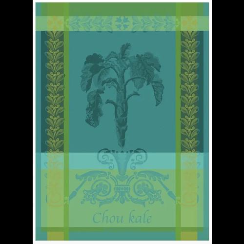 Garnier Thiebaut Garnier Thiebaut Tea Towel Chou Kale Bleu