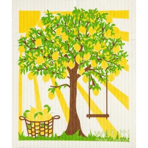 Swedish Cloth Swedish Cloth Lemon Summer Tree