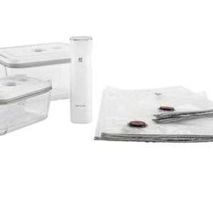 ZWILLING HENCKEL Zwilling Fresh & Save 7 Piece Starter Set Glass