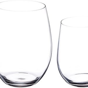 Riedel RIEDEL O Cabernet and Chardonnay / Red and White Box of 4
