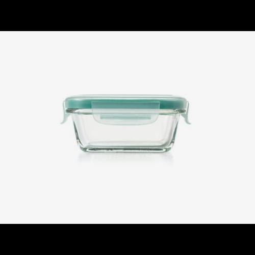 OXO OXO SMARTSEAL 4oz. RECT. GLASS