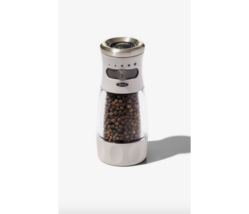 OXO Contoured Mess-Free Pepper Grinder