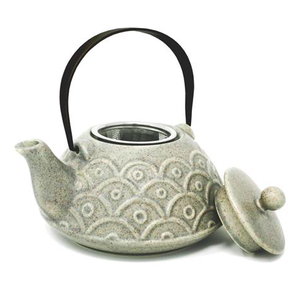 Zen Cuizine ZEN Teapot with Black Handle