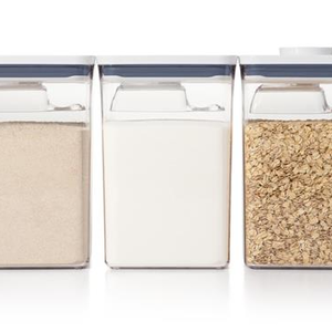 OXO OXO POP 2.0 Bulk Food Container Set - 6 Pieces