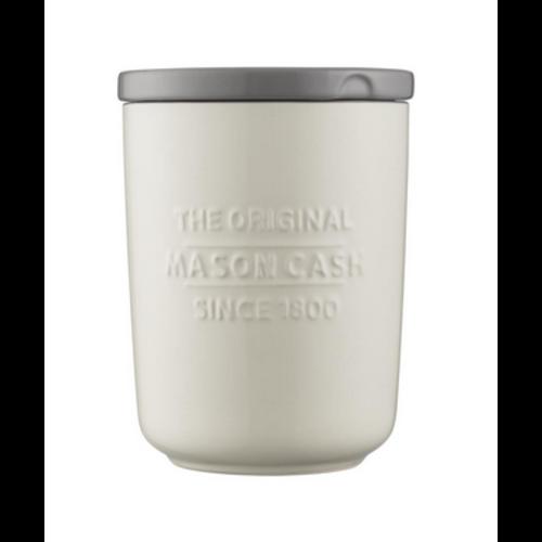 "Mason Cash INNOVATIVE Storage Jar Medium .9 L. 4""x6"""