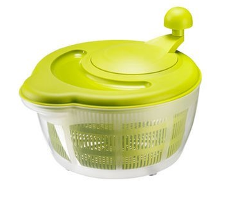 WESTMARK Salad Spinner 5L. Green