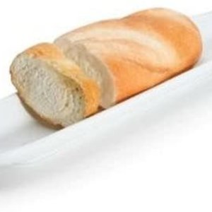 """BIA Bread Platter White 18.5"""""""