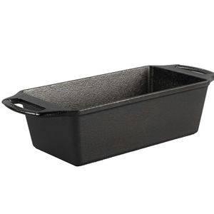 Lodge LODGE Loaf Pan Cast Iron 8.5 x 4.5 inches