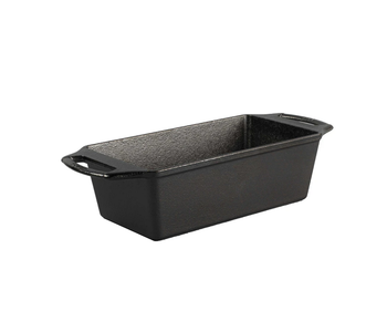 LODGE Loaf Pan Cast Iron 8.5 x 4.5 inches
