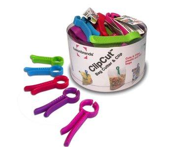 ClipCut Bag cutter & clip