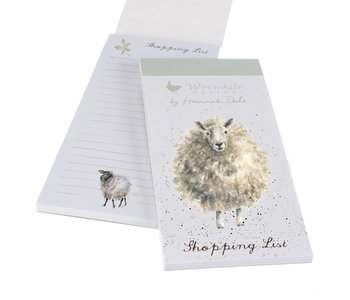 THE WOOLLY JUMPER SHOPPING PAD