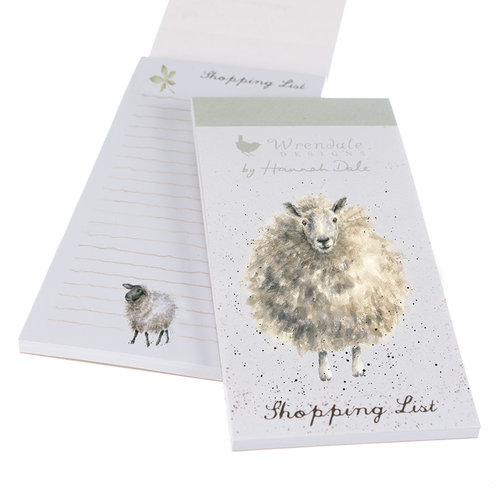 Wrendale THE WOOLLY JUMPER SHOPPING PAD