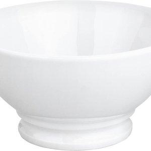 PILLIVUYT PILLIVUYT Cafe Au Lait Bowl White