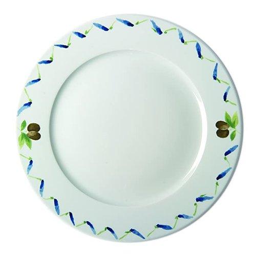 PILLIVUYT PILLIVUYT FLEUR DE PROVENCE Dinner plate with olive accents