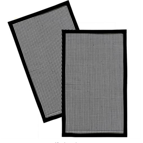 BBQ Devil BBQ Mesh Grill Mats Set of 2