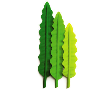LeafTwisters set of 3