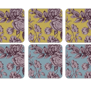 Pimpernel Pimpernel Coasters Kingsley Set of 6