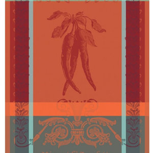 Garnier Thiebaut KITCHEN TOWEL Piment D'Espelette Epices