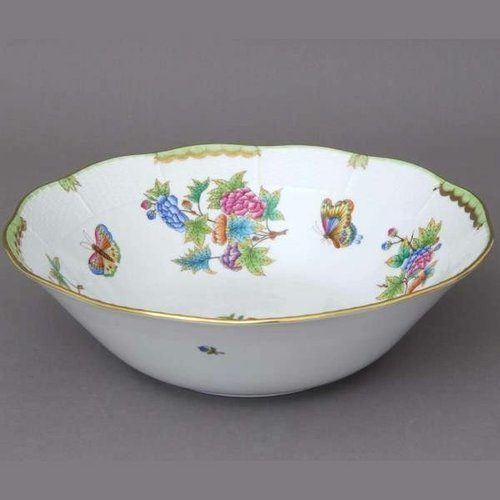 Herend Bowl 31.5 cm D Queen Victoria