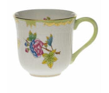 Coffee / Milk Mug Rocaille Queen Victoria 330 ml