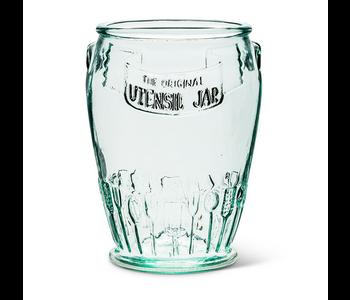 "Classic Utensil Jar 7"" High"