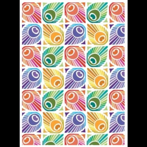 Garnier Thiebaut Garnier Thiebaut Tea Towel Mille Peacock Summer