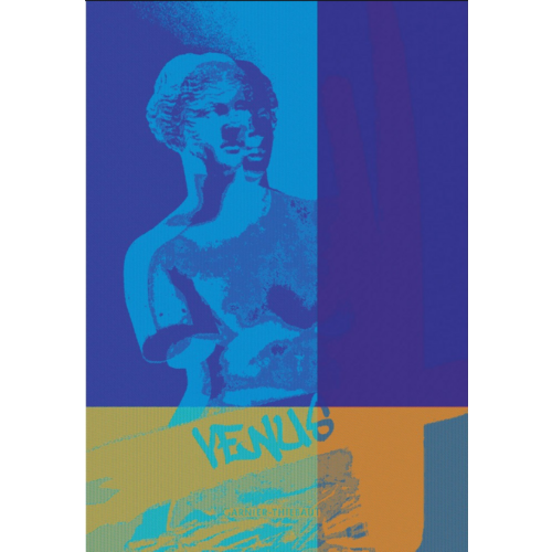 Garnier Thiebaut Garnier Thiebaut Tea Towel Blues Venus