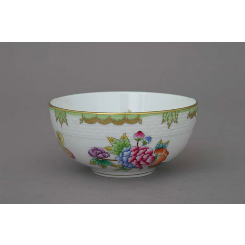 Herend Cereal Bowl 12 cm Queen Victoria