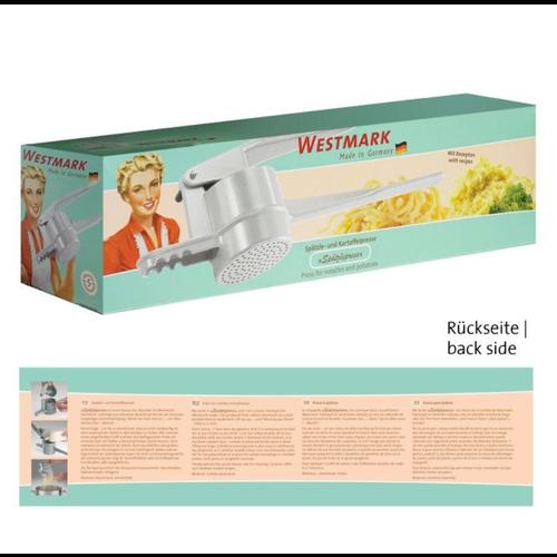 Westmark WESTMARK Spatzle/Potato Press