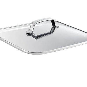 Scanpan TECHNIQ Lid for The Square 32x32 cm Scanpan