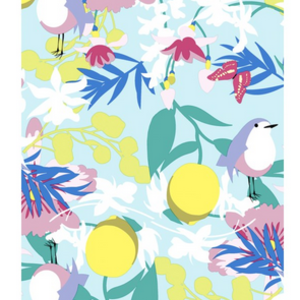 OCD NAPKIN/GUEST TOWEL  Dream Garden