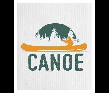 Swedish Cloth Canoe Trip