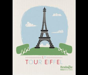 Swedish Cloth La Tour Eiffel Ecologie