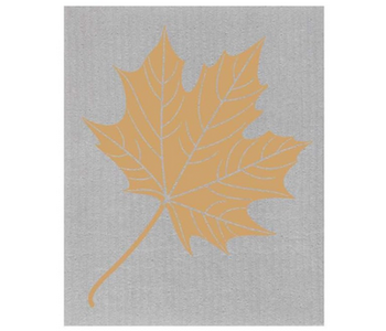 Swedish Cloth Golden Maple Grey