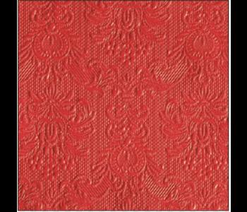 Napkin Dinner Paper Elegant Red